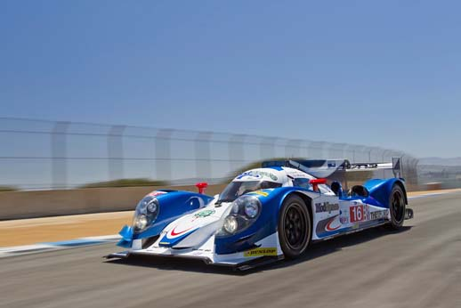 American Le Mans Series Monterey Presented by Patron, 3rd round